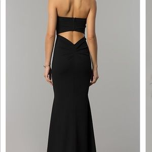 NWT Black Prom Dress (Prom Girl)